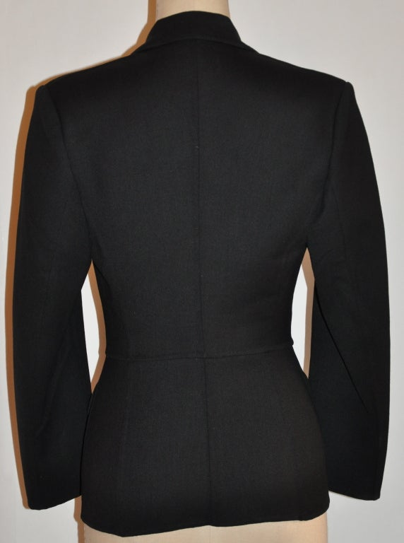 Gucci black blazer 3
