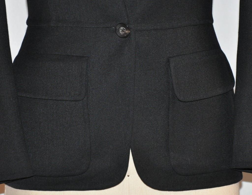 Gucci black blazer 4