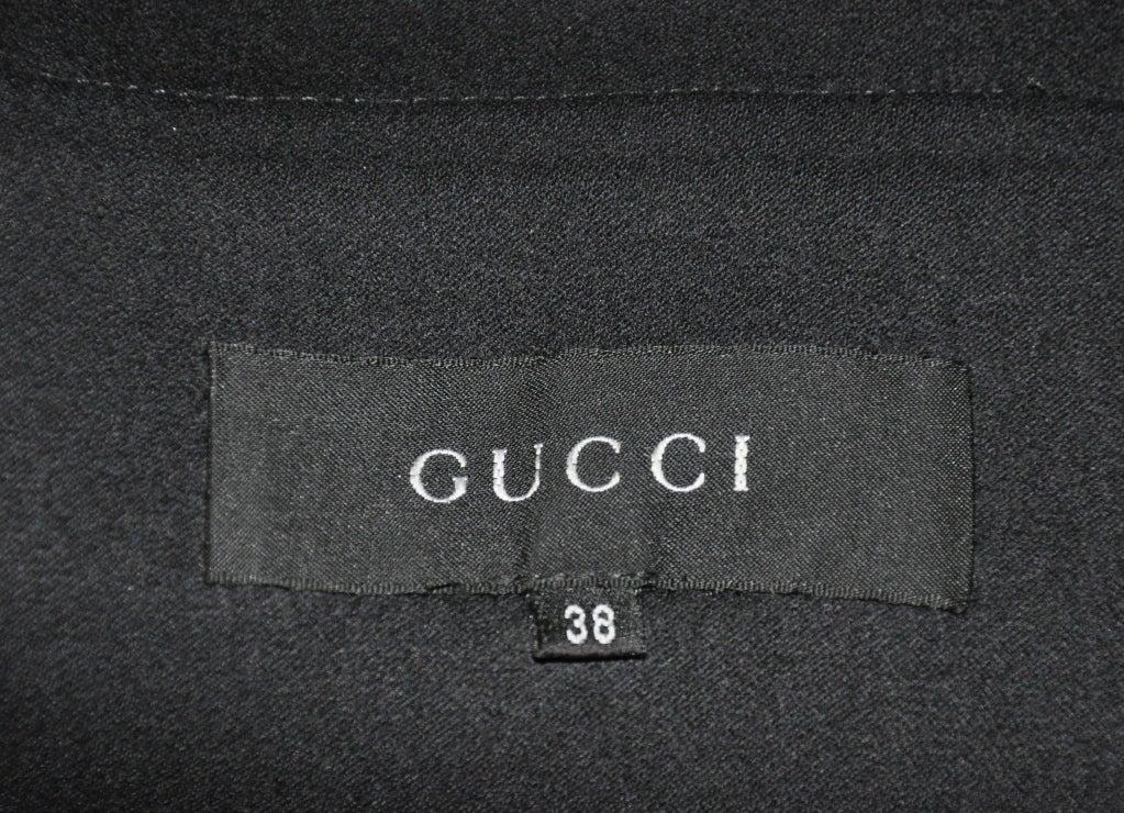 Gucci black blazer 5