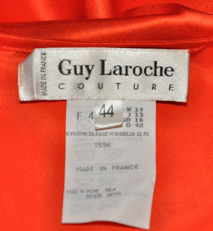 Women's Guy Laroche couture For Sale