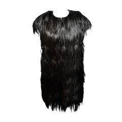Hugo Boss Goat-hair vest