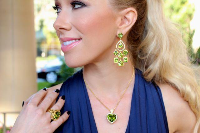 Peridot chandelier earrings 589 best peridot jewelry images on stani peridot diamond heart necklace at 1stdibs amethyst and peridot chandelier earrings waterfall india mozeypictures Choice Image