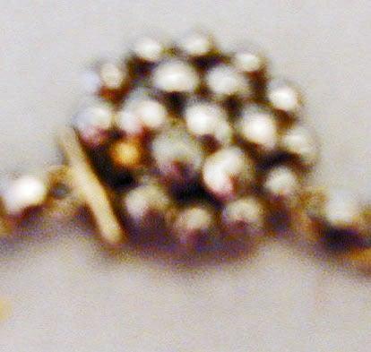 Antique Cut Steel Necklace 5