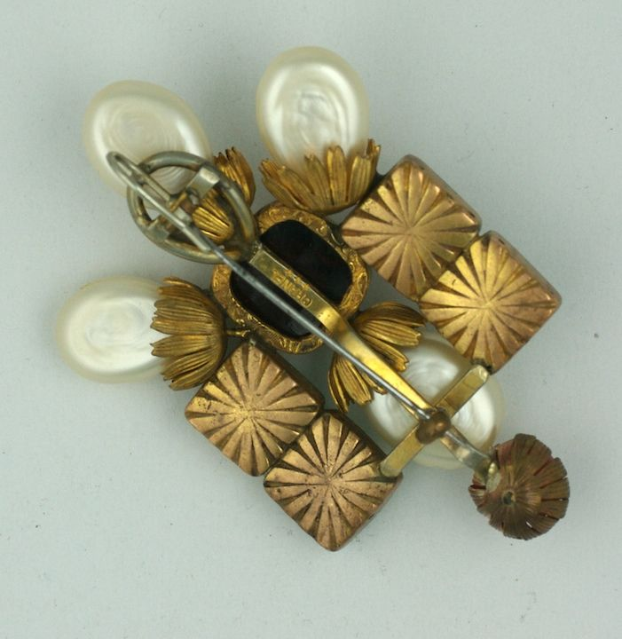 Important  Byzantine Style Brooch, Property of Coco Chanel For Sale 1