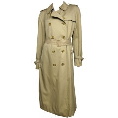 Burberrys Classic Trench Coat