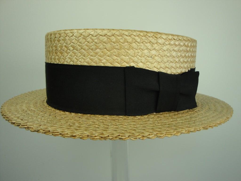 Stetson Men's Boater Hat 2