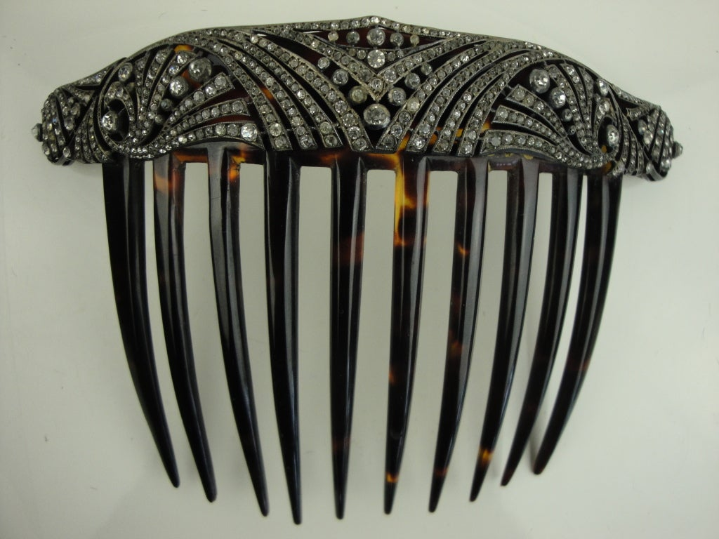 Deco Hair Comb image 2