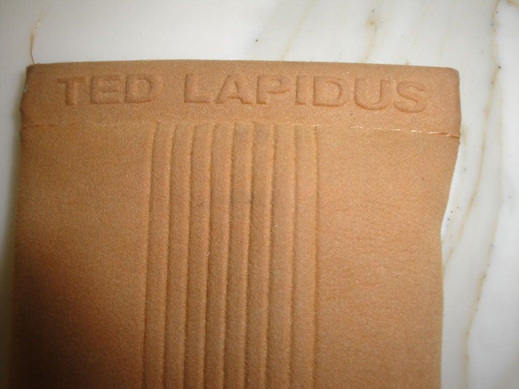 Ted Lapidus image 6