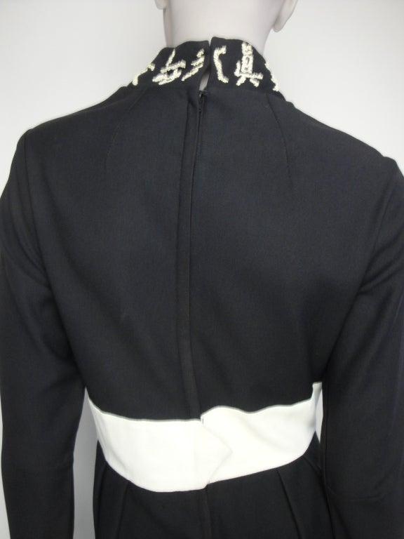 1970's Beaded Dress image 6