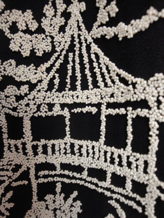 1970's Beaded Dress image 8