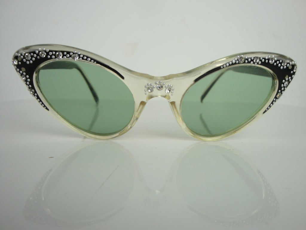 1950's Cat Eye Sunglasses 2
