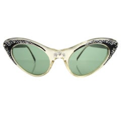 1950's Cat Eye Sunglasses