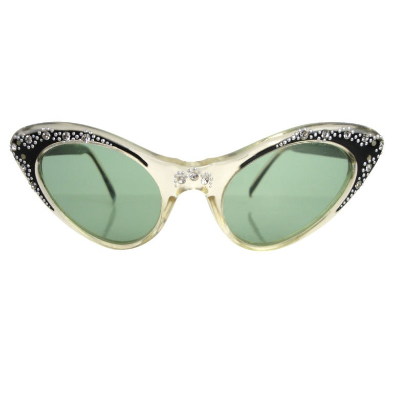 1950's Cat Eye Sunglasses 1