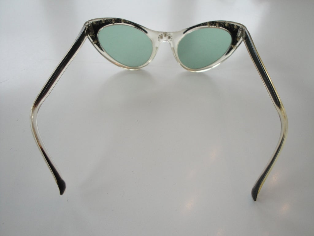 1950's Cat Eye Sunglasses 4