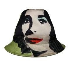Phillip Treacy Andy Warhol Series