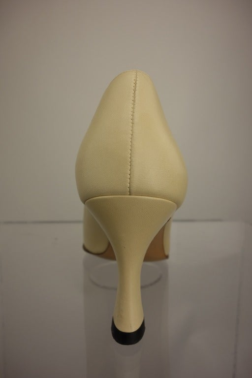 Chanel lambskin cream 3