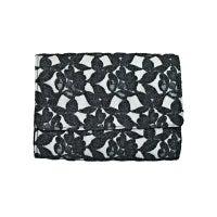 Nieman Marcus Black Lace Clutch