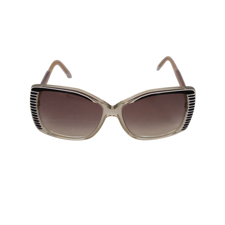 Rochas-Paris Vintage Sunglasses at 1stdibs