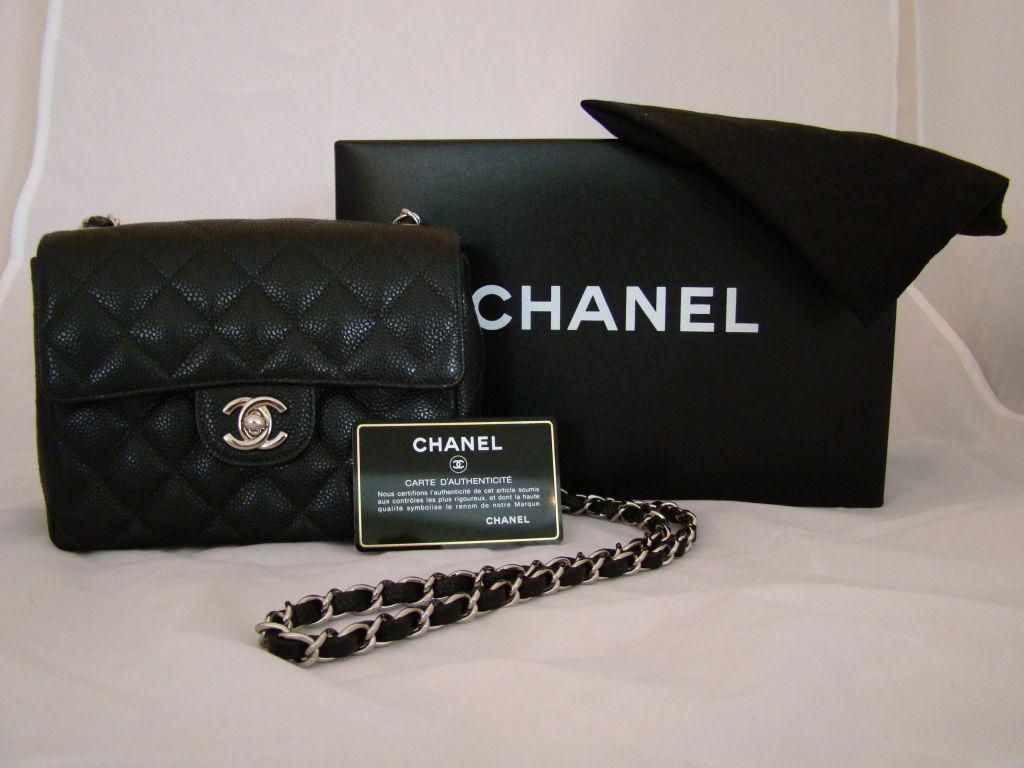 Chanel Mini Flap Bag 8