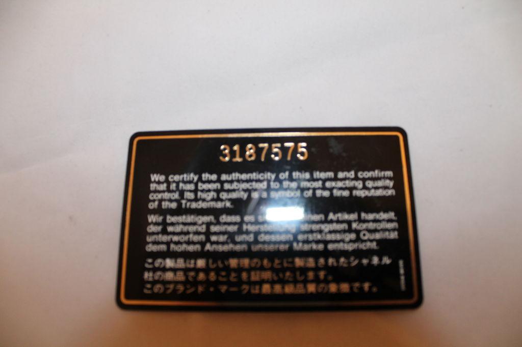 Vintage Chanel Black Caviar Leather Logo Shoulder Bag-Circa 90's For Sale 5