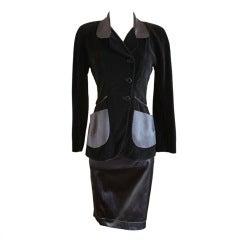 Lagerfeld 3 Piece Skirt Set-38/40
