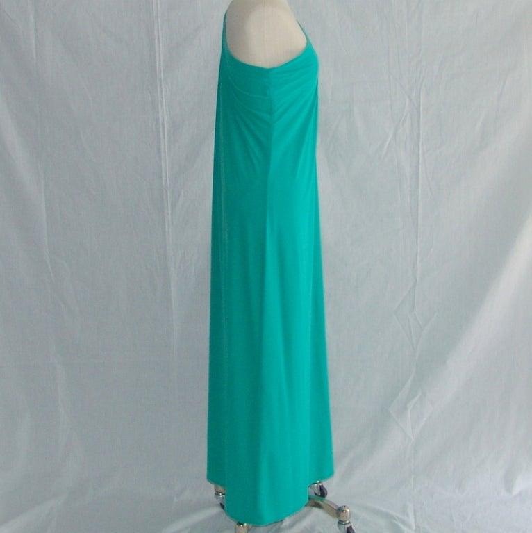 Vintage Bill Blass gown 2