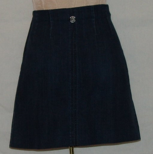 Chanel Denim Skirt 3