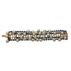 Vintage Crown Trifari Bracelet