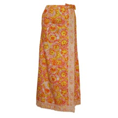 Vintage Lilly Pulitzer Long Skirt