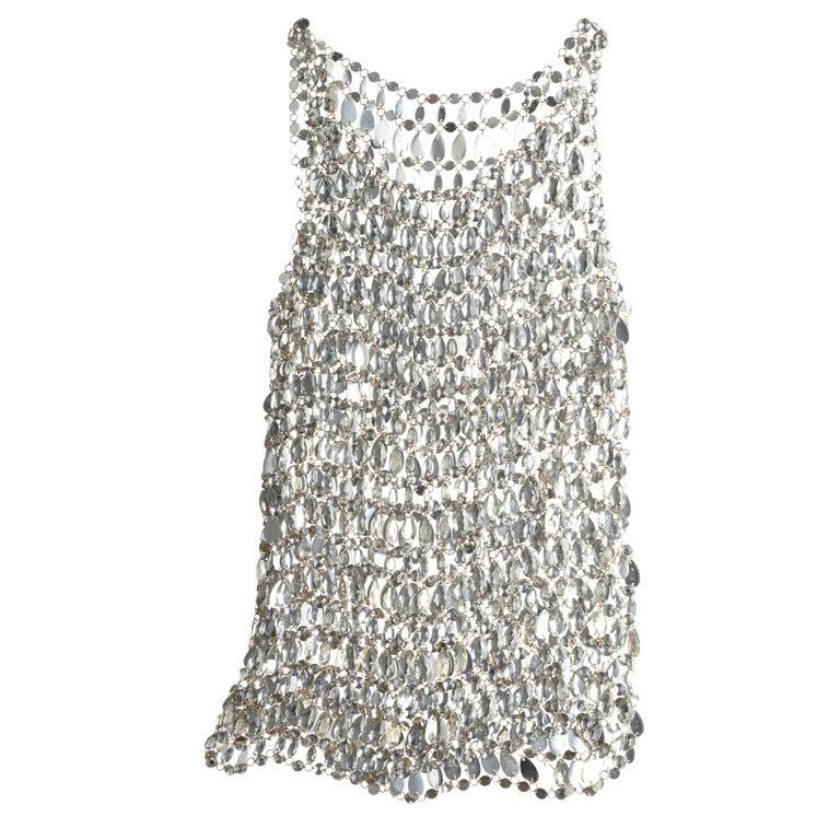 HANDMADE CHAN LUU CRYSTAL DRESS J. LO & BEYONCE MADE FAMOUS