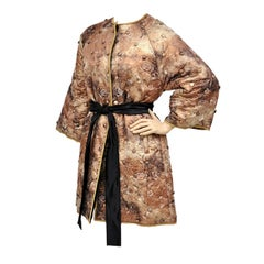 New D&G DOLCE & GABBANA LA TRAVIATA OPERA COAT