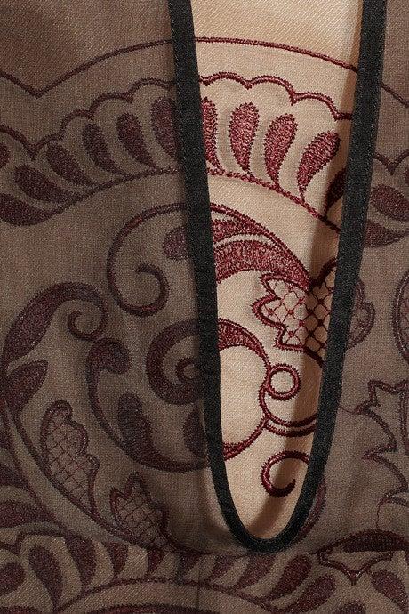 STELLA MCCARTNEY embroidered organza dress 38 - 2 **LIV wore too 4
