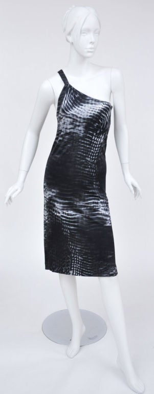 Tom Ford for Gucci dress  Spring/Summer 2000  Size 40  Excellent condition