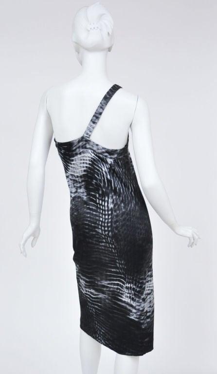 Tom Ford for Gucci One Shoulder Dress 5