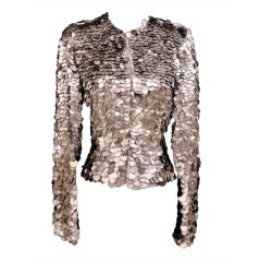 New Tom Ford Mother-of-Pearl Jacket