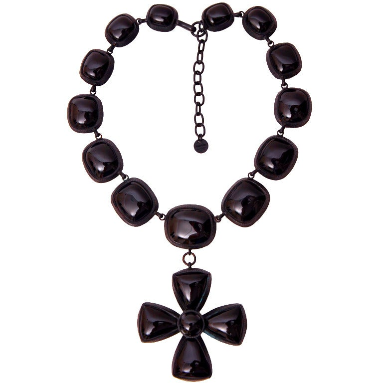 Tom Ford Necklace With Cross For Sale At 1stdibs