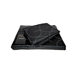 Tom Ford for Gucci Queen size black duvet set