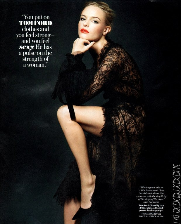 New Tom Ford Black Lace Dress  IT Size 40  Brand New