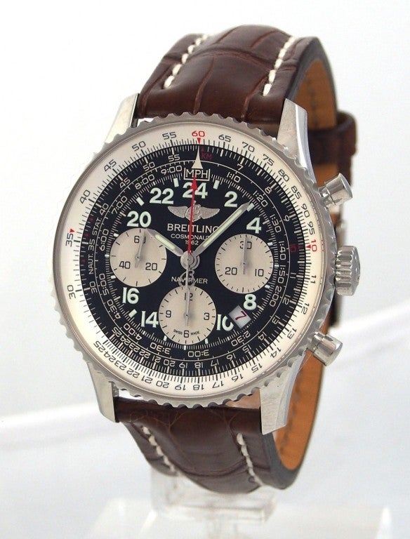 Breitling Navitimer Cosmonaute Scott Carpenter Limited Edition image 2