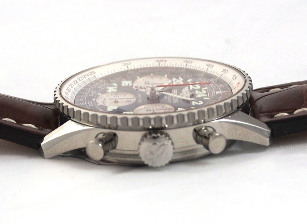 Breitling Navitimer Cosmonaute Scott Carpenter Limited Edition image 4