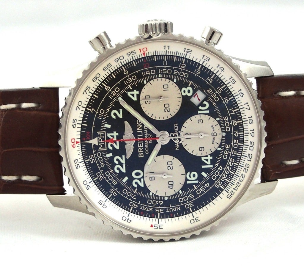 Breitling Navitimer Cosmonaute Scott Carpenter Limited Edition image 5