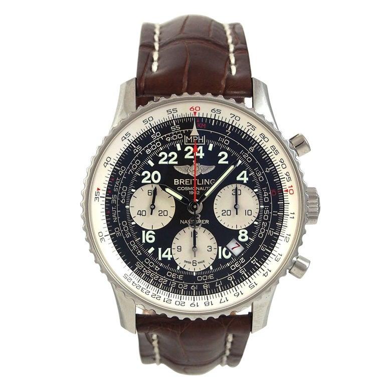 Breitling Navitimer Cosmonaute Scott Carpenter Limited Edition