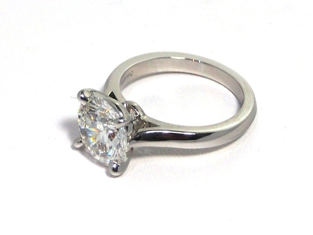 price of cartier solitaire 1895 ring wrocawski