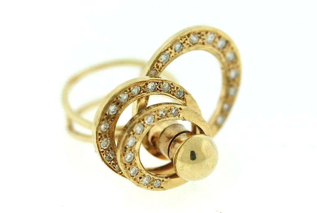1970s set spinning ring at 1stdibs