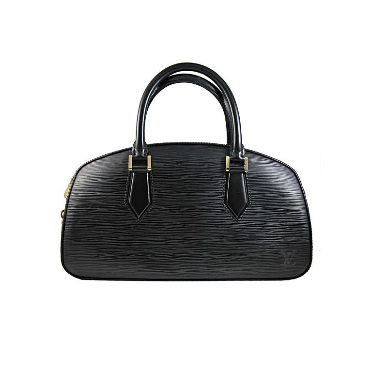 Louis Vuitton Black Epi Tote 1