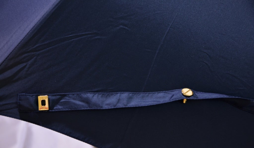 CHANEL Fabulous Vintage Umbrella with Case 5