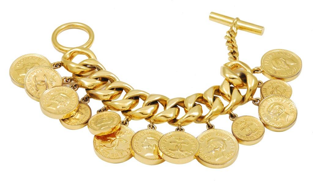 Chanel Charm Bracelet 2