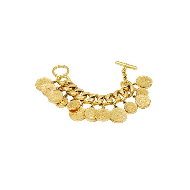 Chanel Charm Bracelet 1