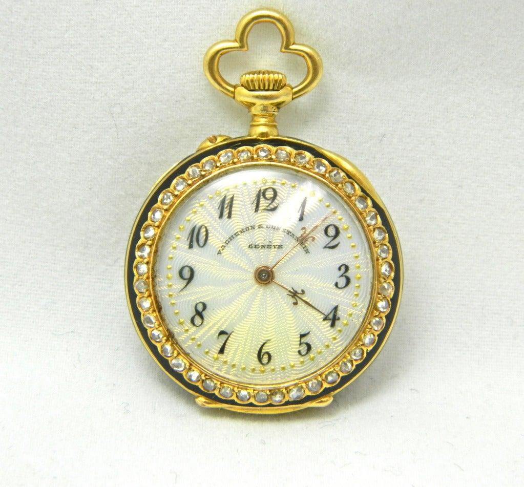 vacheron and constantin pendant lapel at 1stdibs
