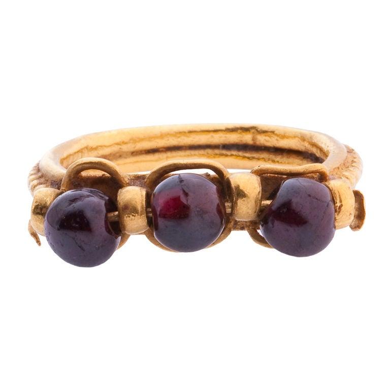 late antique gemstone ring at 1stdibs